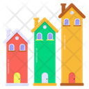Housing Market Graph Icon