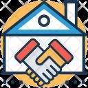 Housing Partnership Property Icon