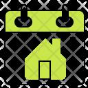 Housing Plan Calendar Icon