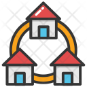 Housing Project Icon