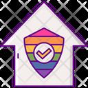 Mhousing Protection Housing Protection Safe House Icon