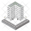 Building Architecture Commercial Building Icon