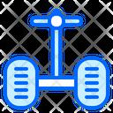 Segway Cycle Bike Icon