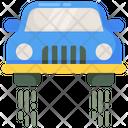 Hover Car Icon