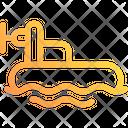 Hovercraft Icon