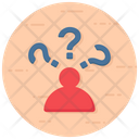 Ask Help Question Mark Icon