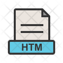 Htm File Extension Icon