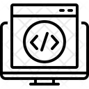 Html Coding Ios Icon