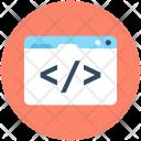 Html Tag Coding Icon