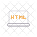 Html Development Seo Icon