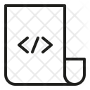 Html Web Website Icon