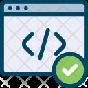 Seo Browser Optimization Icon