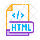 Front End Html Icon