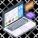 Html Programming Html Coding Web Development Icon