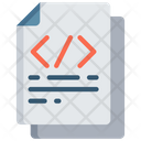 Html Document Code Note Icon