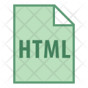Html Filetype File Icon