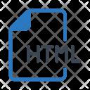 Script Html Coding Icon