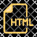 File Script Html Icon