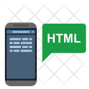 Html Page Technology Icon