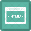 Html Webpage Icon