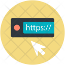 Http Domain Url Icon