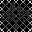 Hub Icon