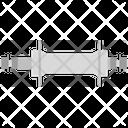 Hub Axle Icon