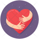 Hug Love Embrace Icon