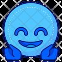 Hugs Hug Emoji Icon