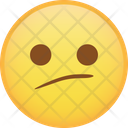 Huh Sad Emoji Icon
