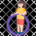 Hula Hoop Icon