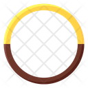 Hula Hoop Dancing Ring Houla Icon