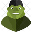 Green Monster Hulk Icon