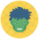 Hulk Villain Warrior Icon