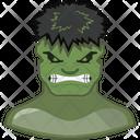 Hulk Incredible Hulk Superhero Icon