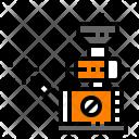 Hulling machine Icon
