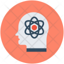 Human Brain Intelligent Icon