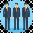 Human Resource Team Icon