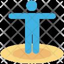 Human Avatar Male Icon