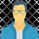Human Male Avatar Icon