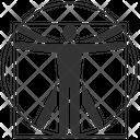 Human Human Body Human Scale Icon