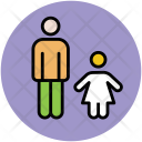 Human People Kid Icon