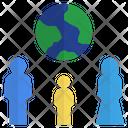 Human People Population Icon