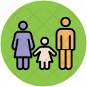 Human People Family Icon