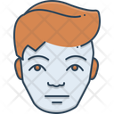 Human Face Countenance Icon