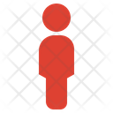 Location Human Male Icon