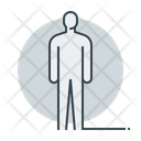 Human Person Body Icon
