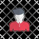 Avatar Human Boy Icon