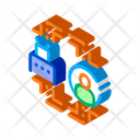 Human Automation Robot Icon