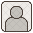 Human Avatar User Icon